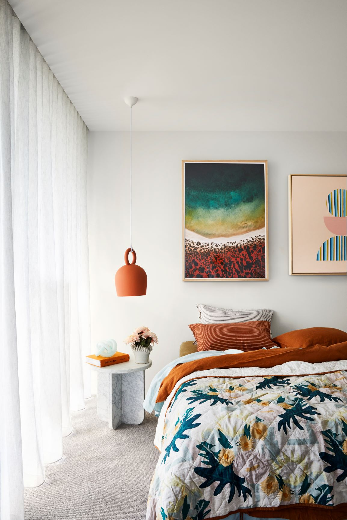 One Bedroom - 3 colour schemes