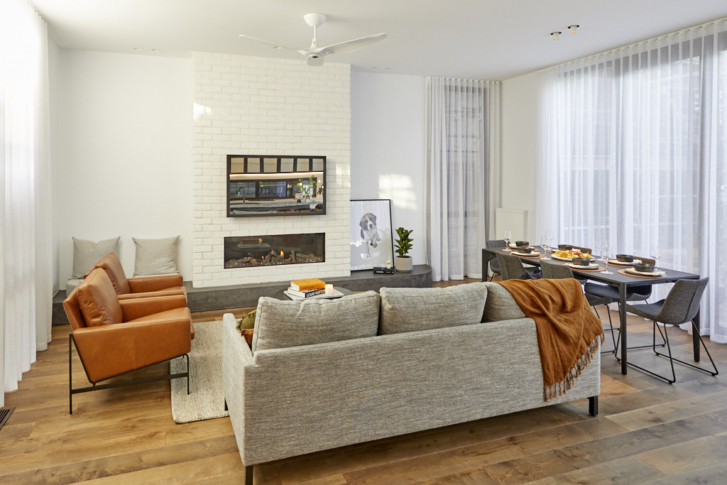 The Block Living and Dining Reveal