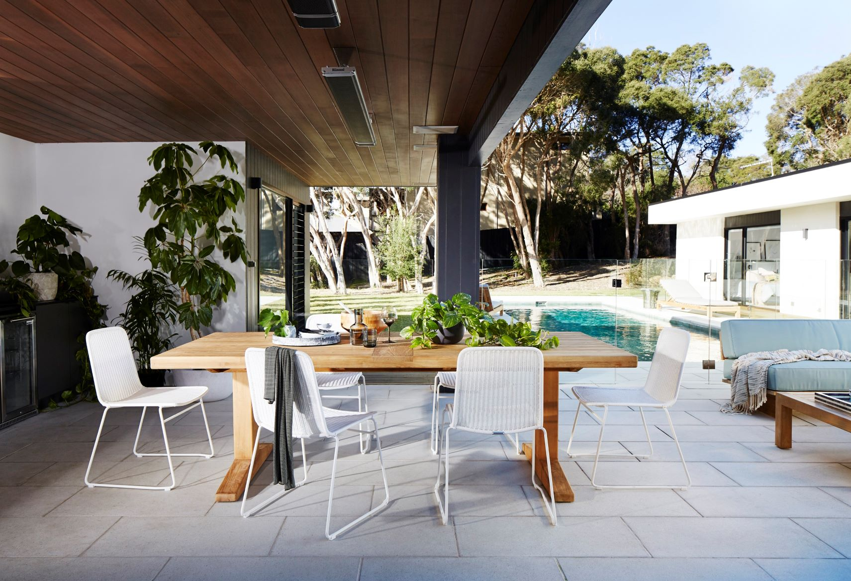 How to create the perfect outdoor space