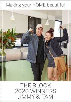 The Block 2020 Winners - Jimmy and Tam