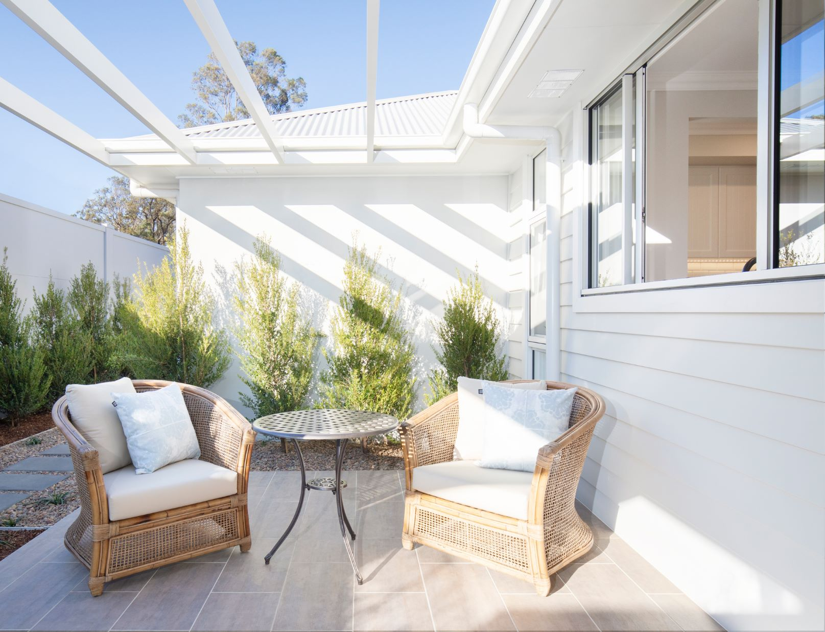 Quintessential Hamptons in the Hunter Valley