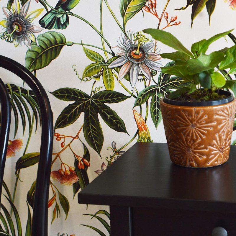 A Garden Scheme with Superfresco Easy Wallpaper