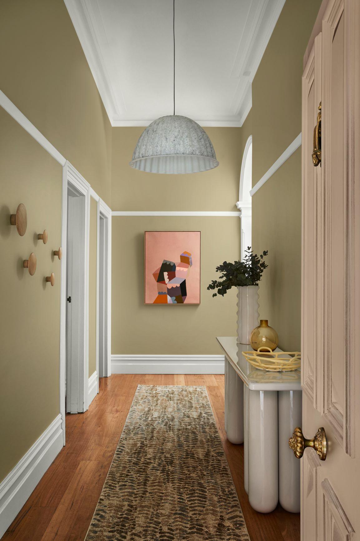 3 ways to update your hallway