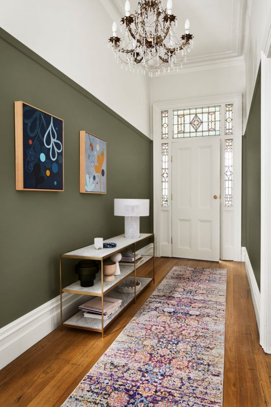 Update your hallway with these 3 ideas