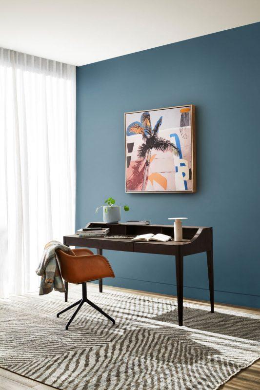 3 home office colour schemes