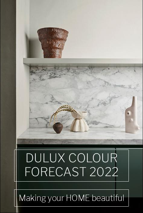 Dulux Colour Forecast 2022