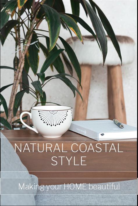Natural Coastal Style